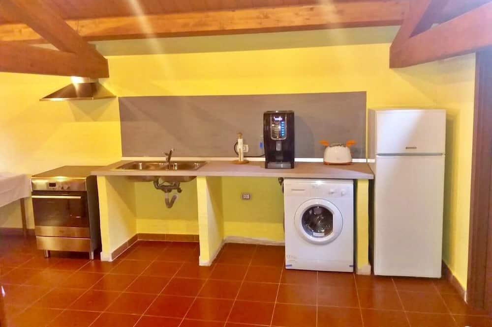 חדר משפחתי (Caladomestica) - מטבח משותף