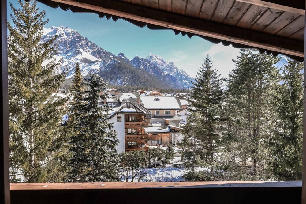 Standardní pokoj s dvojlůžkem, výhled na hory - Výhled na hory