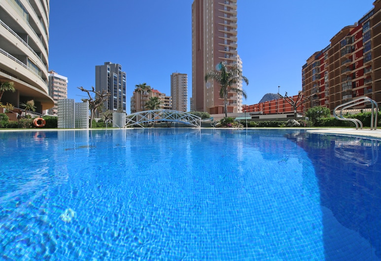 Apartamento Costa Calpe - Apolo XIV, Calpe, Outdoor Pool
