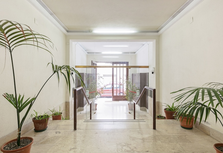 Palermo Balcony Flat, Palerme, Entrée intérieure