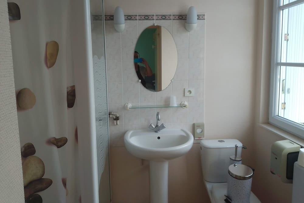 Kamar Double Klasik untuk 1 Orang, akses difabel - Kamar mandi