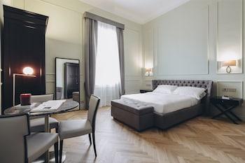 Foto del Gregorini Bingham Art Luxury Suites en Bolonia