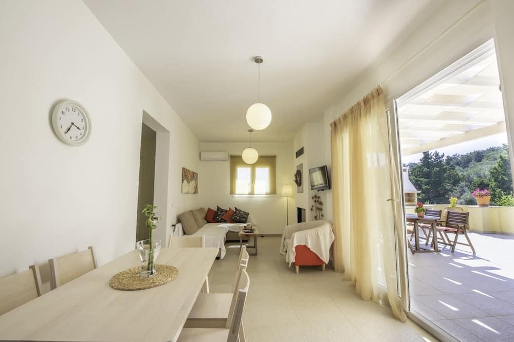 豪華公寓 (Mirto) - 客廳