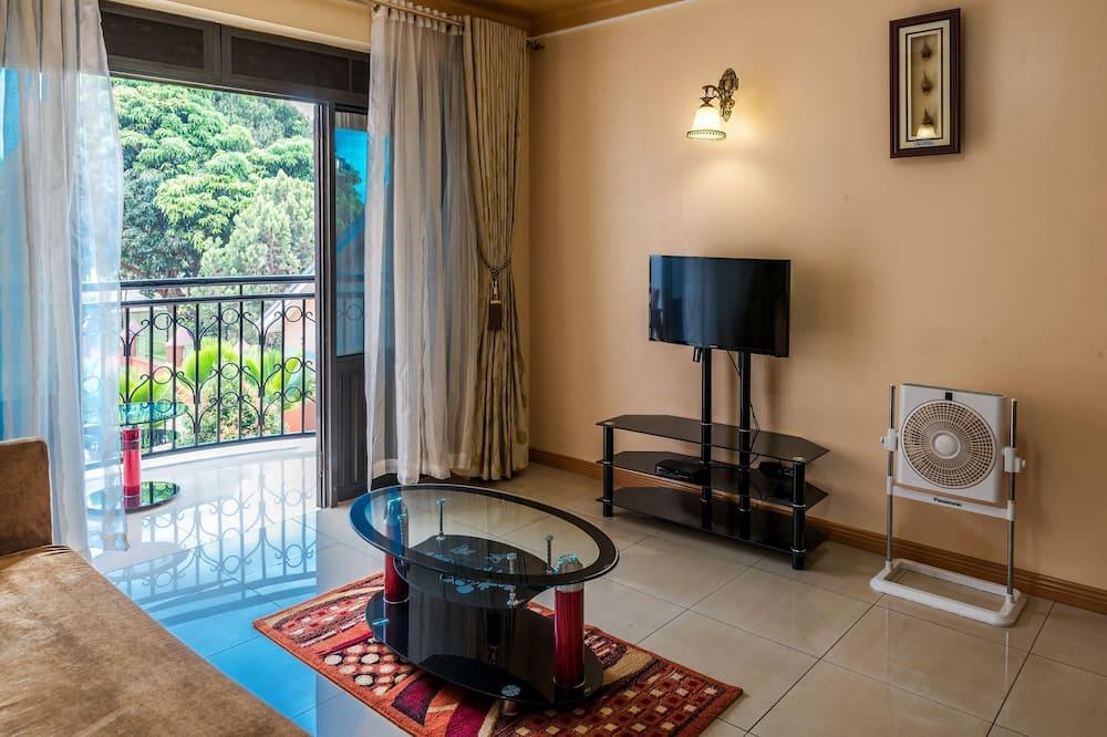 Appartamento, 2 camere da letto - Area soggiorno
