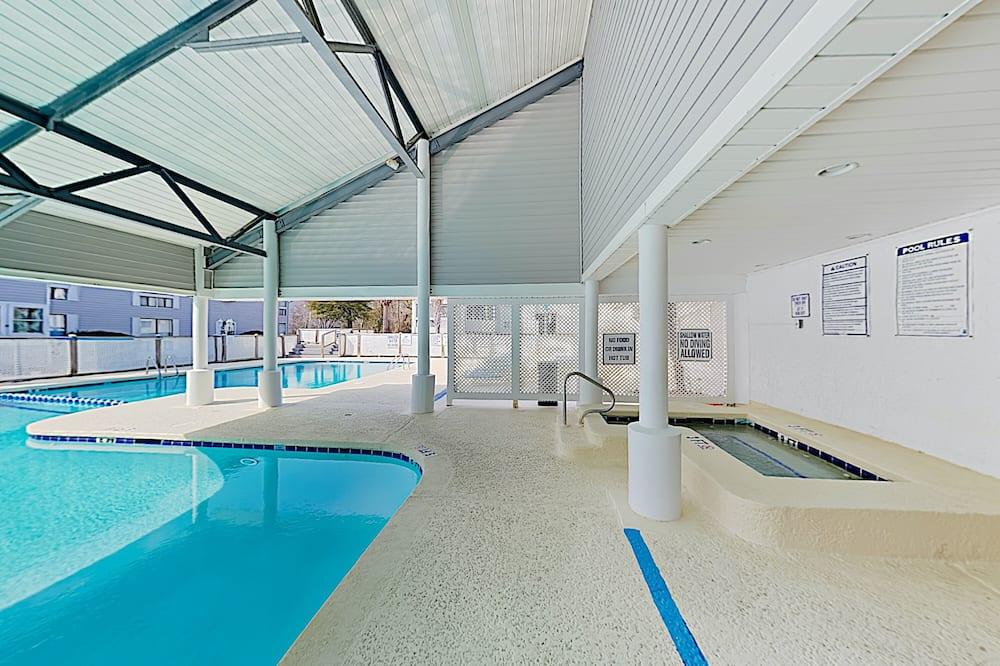 Appartement, 2 slaapkamers - Zwembad