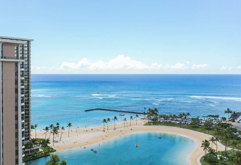 Ilikai Tower One Bedroom Lagoon View, Honolulu