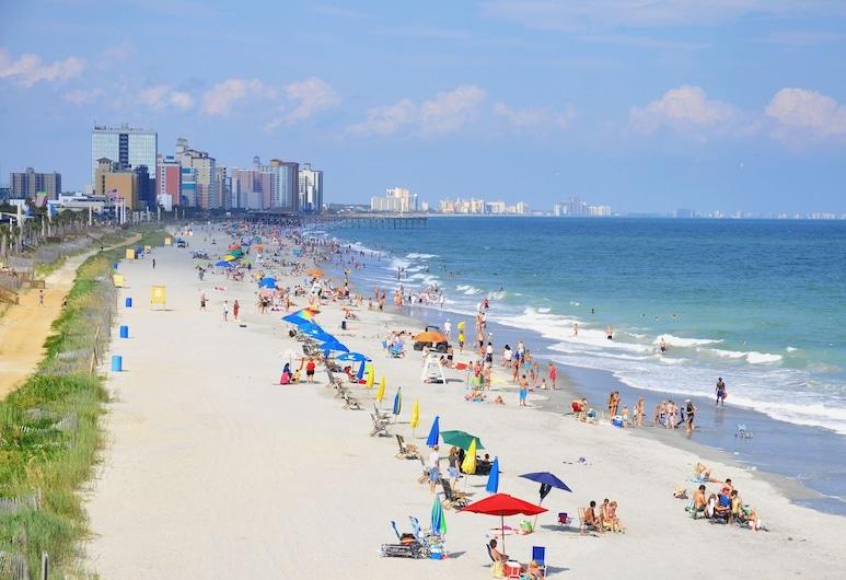 All-suite W/ Resort Pools - Steps To Beach! 2 Bedroom Condo, Myrtle Beach, Mieszkanie, 2 sypialnie, Plaża