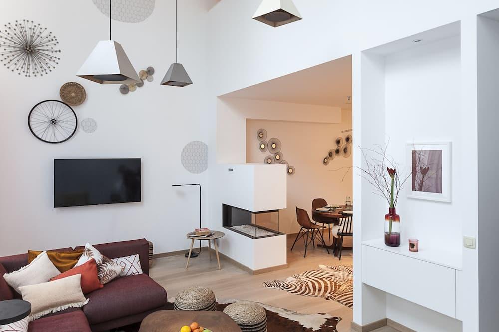 公寓 (4 Bedrooms) - 客房