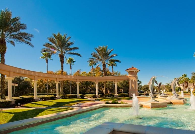 Emerald Island Resort Disney Retreat, Kissimmee, Casa, 3 Quartos, Piscina