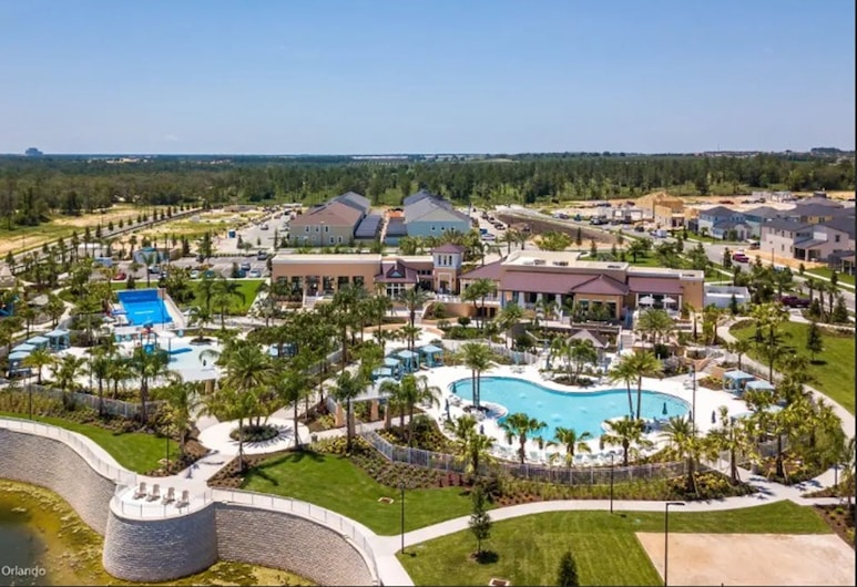 Solara Resort 1610, Kissimmee, Pool