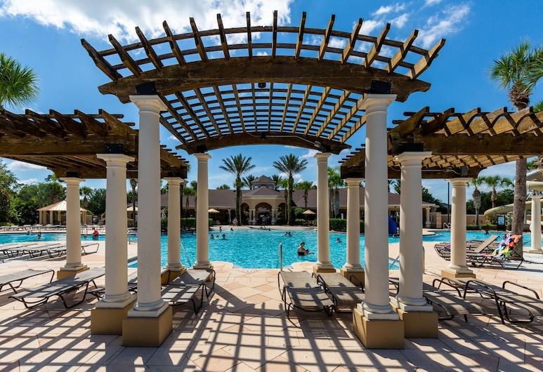 Windsor Hills Resort 203, Kissimmee, Piscine