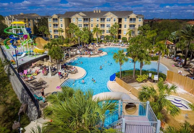 Windsor Hills Resort 2589, Kissimmee, Bassein