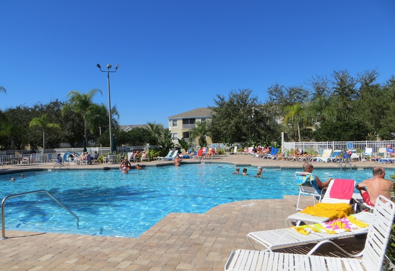 Windsor Palms Condos 2301, Kissimmee, Buitenzwembad