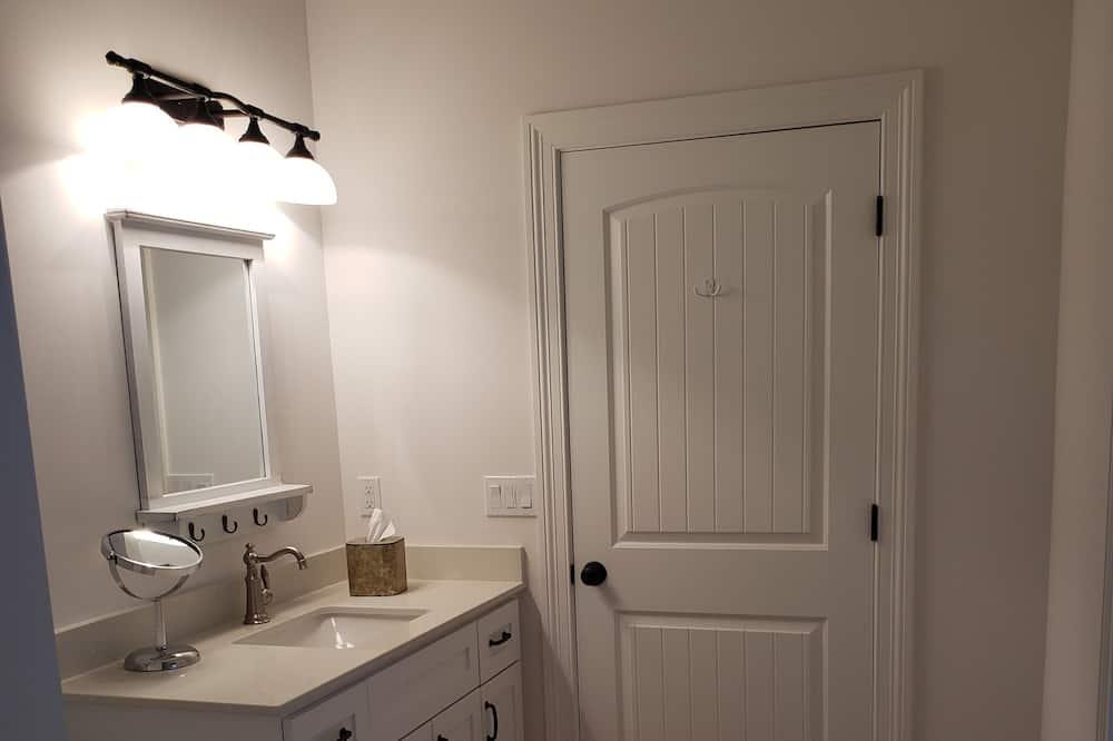 Luxury Μονόκλινο Δωμάτιο - Μπάνιο