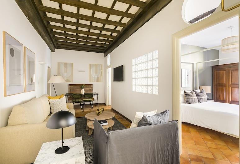 松德爾酒店 - 納沃納套房, Rome, 尊貴套房, 2 間臥室, 客房