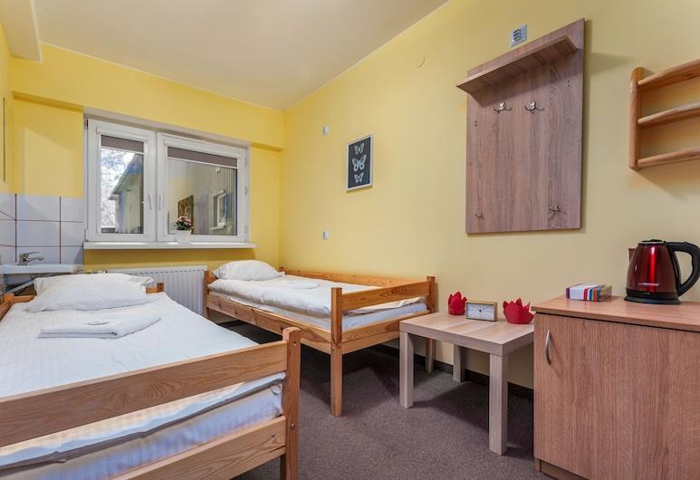 Luxhostel24 Warsaw, Varšuva, Standartinio tipo kambarys (1 dvigulė / 2 viengulės lovos), Svečių kambarys