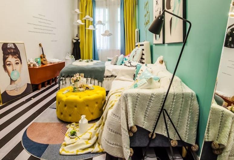 硬糖城 14 號公寓, 上海市, 飯店內部