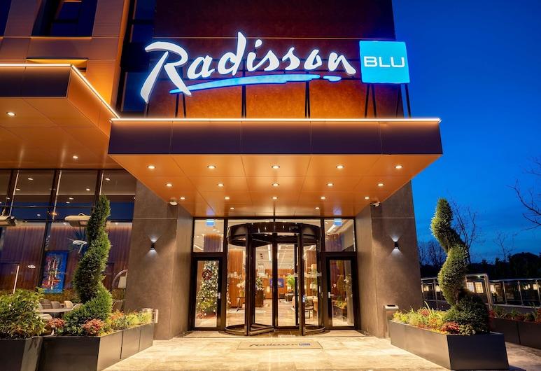 Radisson Blu Hotel, Sakarya, Arifiye, Living Area