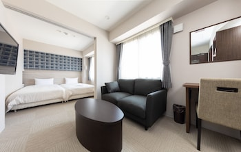 Nuotrauka: Hotel Classe Stay Sapporo, Saporas