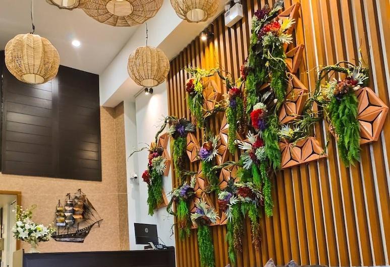 貝德弗曼谷精品酒店, 曼谷, 櫃台