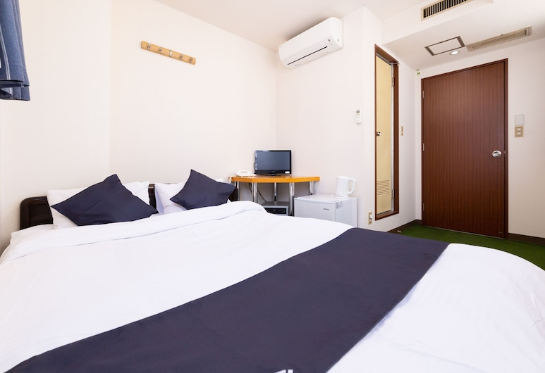 OYO Silk Hotel Nakatsugawa, Nakatsugawa, Δίκλινο Δωμάτιο (Double), Καπνιστών, Δωμάτιο επισκεπτών