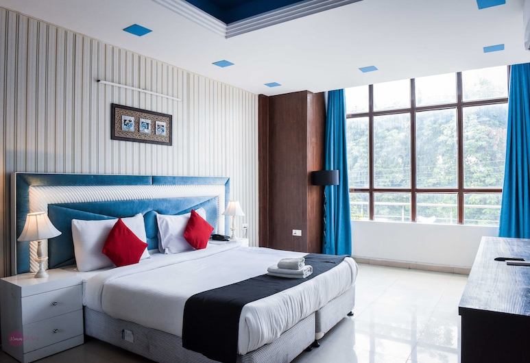 City Stay Hotel-51, Noida, Chambre Deluxe, Chambre