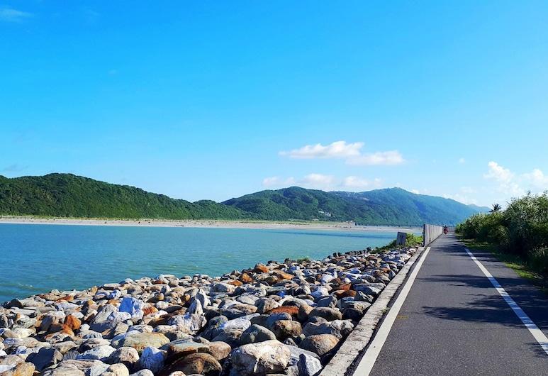 瀧愛來民宿, 吉安鄉, 海灘