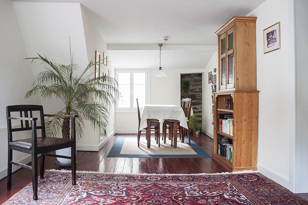 Appartement (5) - Woonruimte