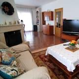 Casa, 5 camere da letto, piscina privata - Soggiorno