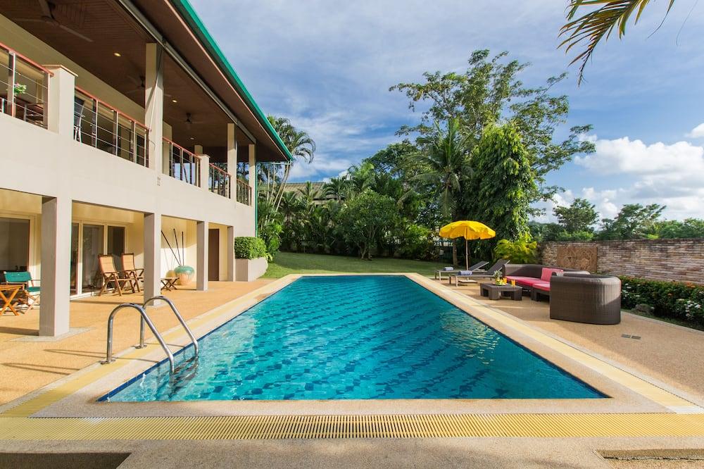 Villa, 3 Bedrooms, Non Smoking, Kitchen - Kolam renang persendirian