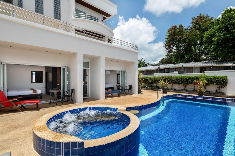 Vila, 3 spálne, nefajčiarska izba, kuchyňa - Súkromný bazén