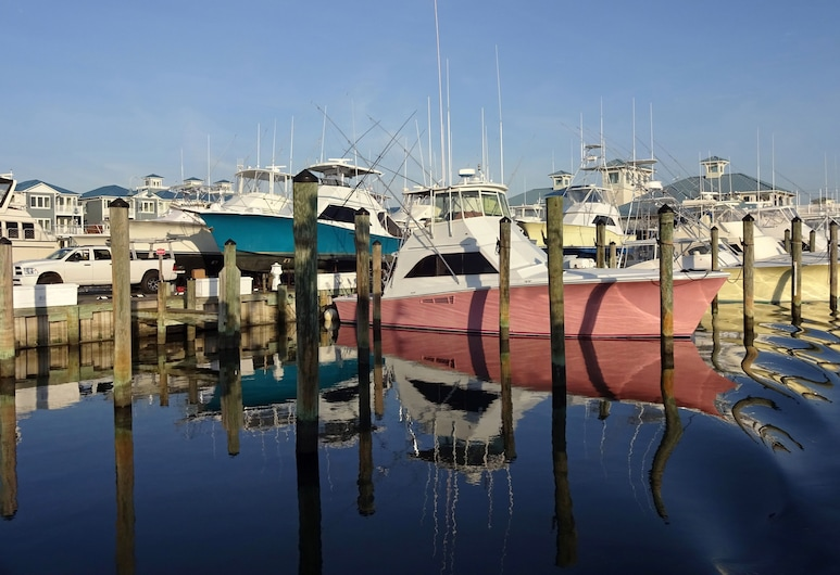 New Listing! Heron Harbor Haven W/ Pools & Tennis 2 Bedroom Condo, Ocean City, Byt, 3 spálne, Jazero