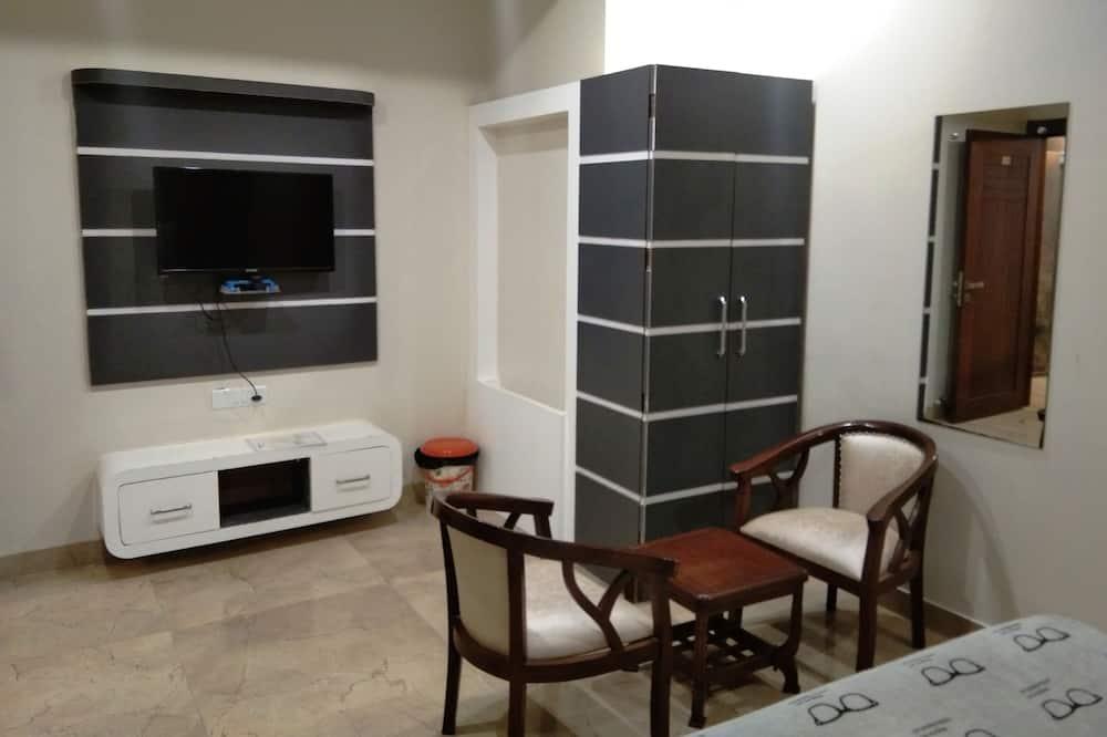 Deluxe Δωμάτιο - Περιοχή καθιστικού