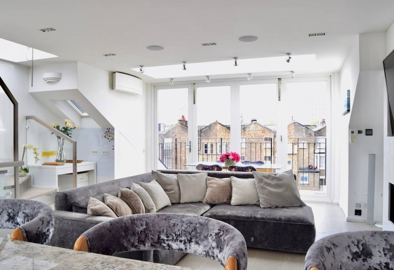 Bright and Stylish Apartment In Little Venice, Lontoo