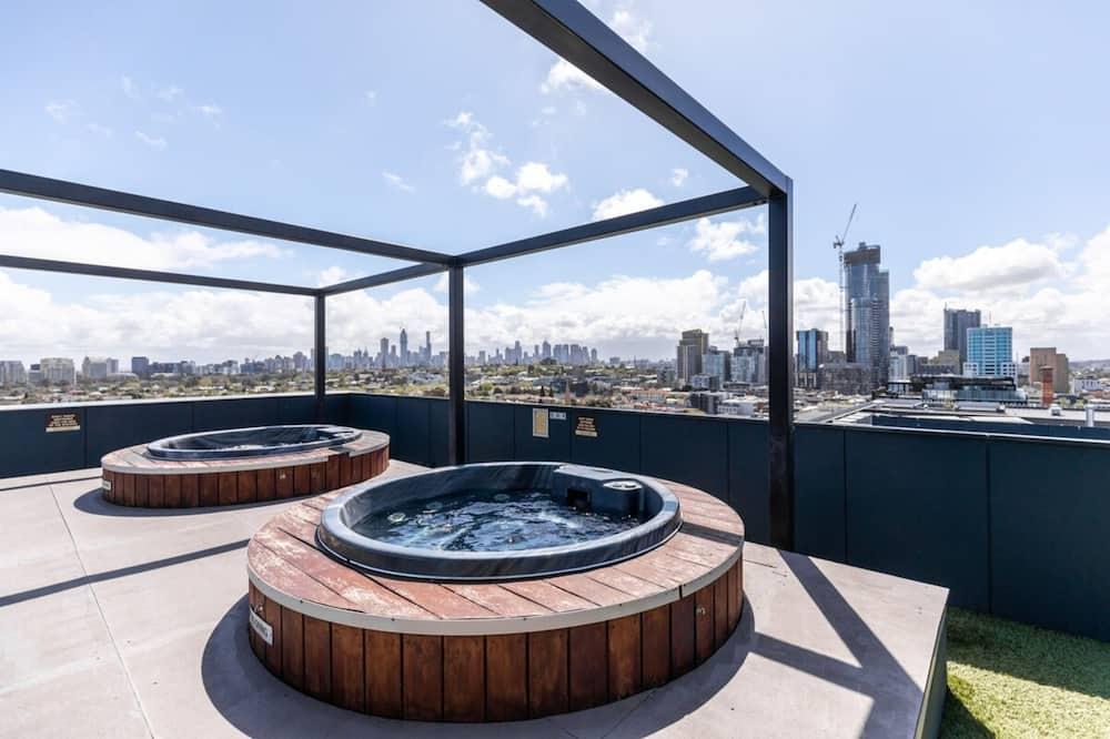 公寓 (0 Bedroom) - 陽台
