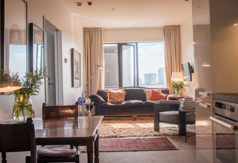 Relaxing Central Apartment in Eden Terrace, Auckland