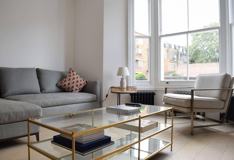 新裝飾當代 2 房公寓酒店, 倫敦