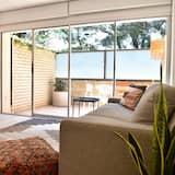 Апартаменты (1 Bedroom) - Гостиная