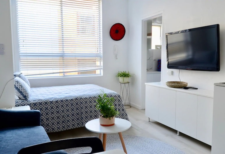 Cute Studio Apartment in Maroubra, Sídney, Estudio (0 Bedroom), Habitación