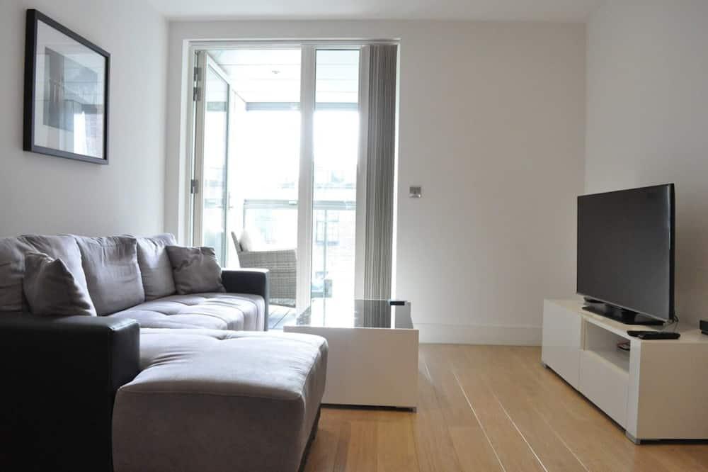 Apartmán (1 Bedroom) - Obývačka