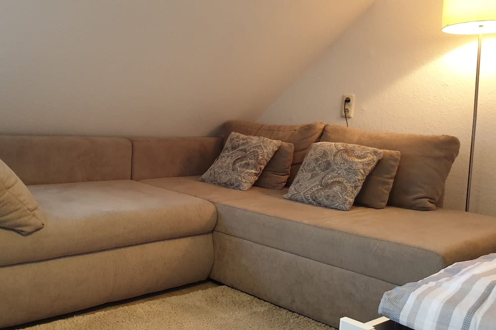 Business appartement - Woonkamer