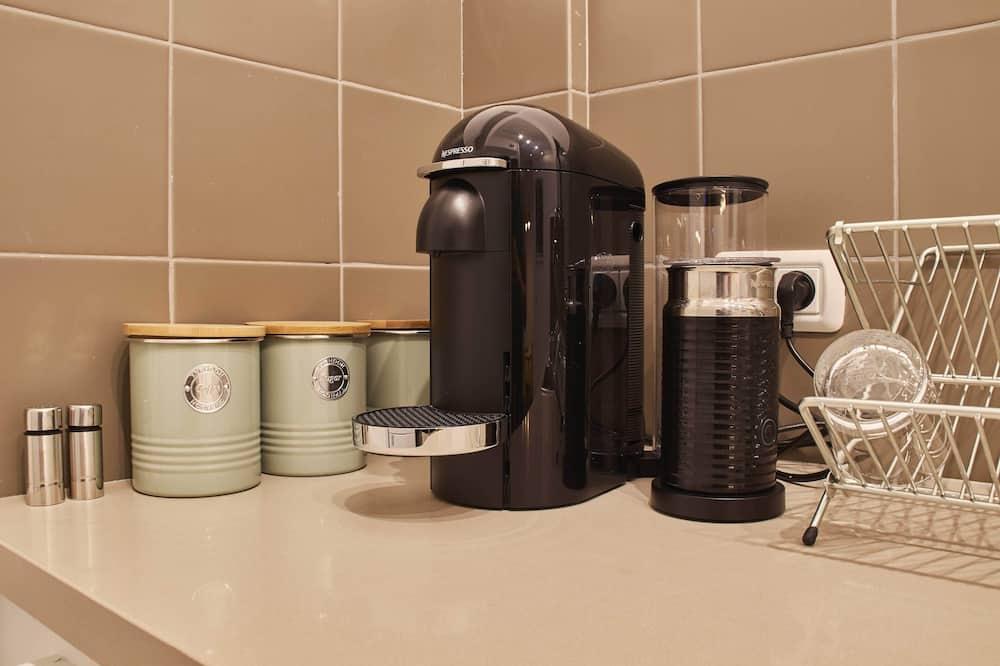 Gemeinschaftlich genutzte Küchenausstattung
