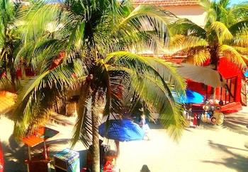 Playa del Carmen bölgesindeki Boho Beach Hostel resmi
