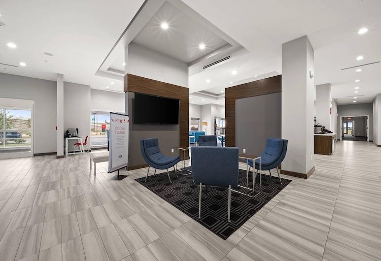 TownePlace Suites by Marriott Waco Northeast, Ουάκο, Λόμπι