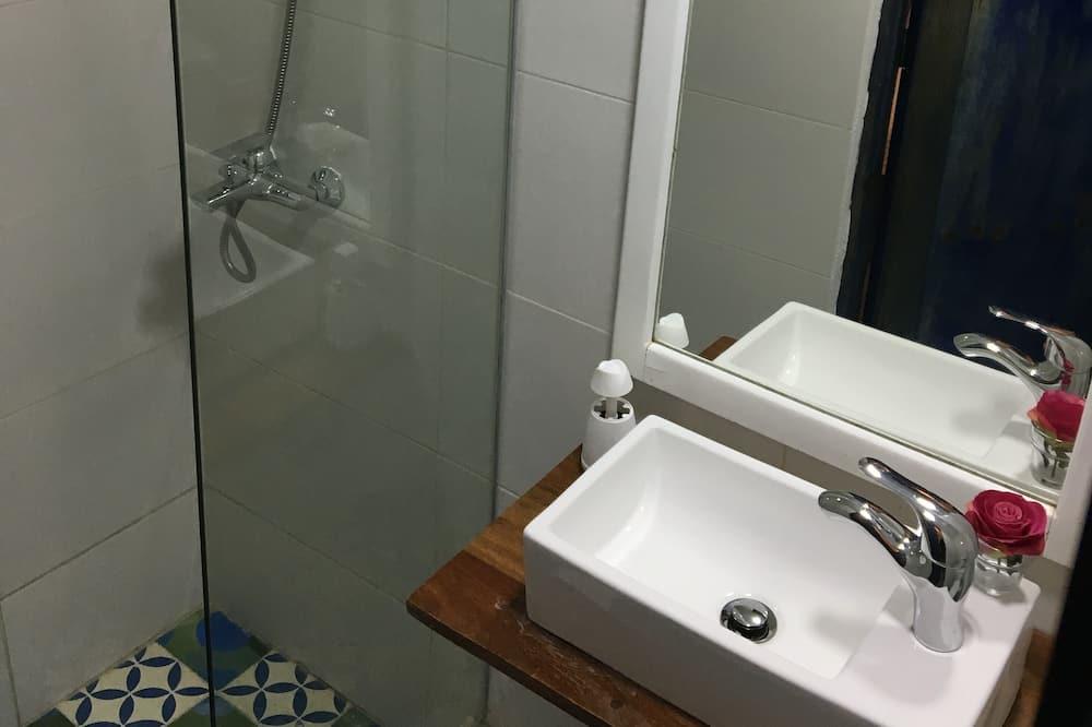 Standard Single Room (Ramón) - Bathroom