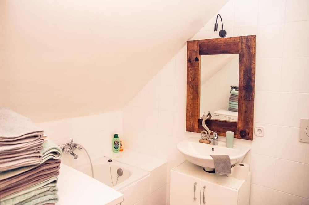 Apartment, Private Bathroom - Bathroom