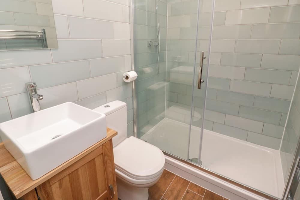 Lägenhet Deluxe - privat badrum (Apartment 2) - Badrum