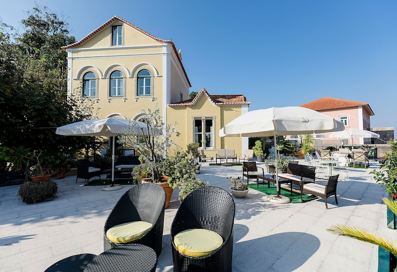 Hotel Nova Sintra, 辛特拉, 陽台