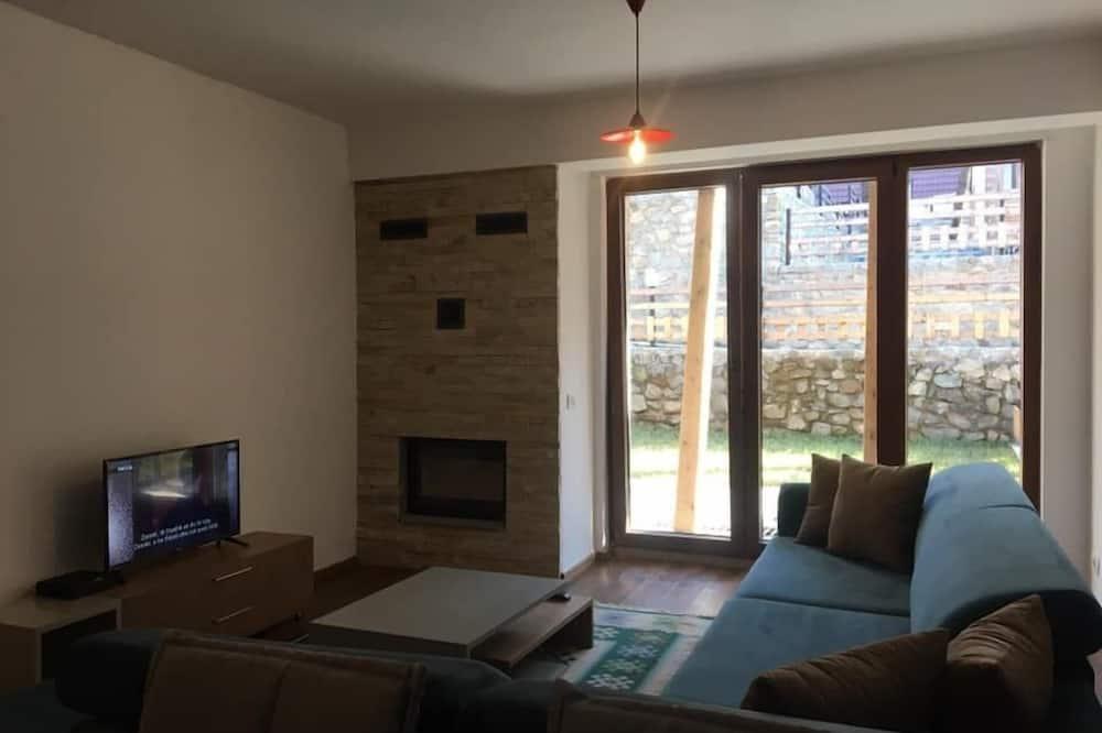 Familienhaus, 2Schlafzimmer - Wohnzimmer