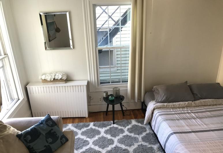 トレントン ストリート ホームステイ, ボストン, ベーシック ルーム ダブルベッド 1 台, 部屋